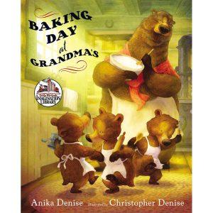 Baking Day at Grandma's - Penguin Random House