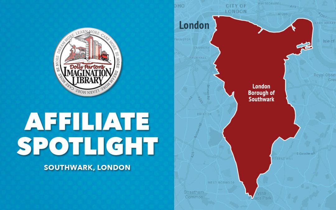 Affiliate Spotlight – Southwark, London