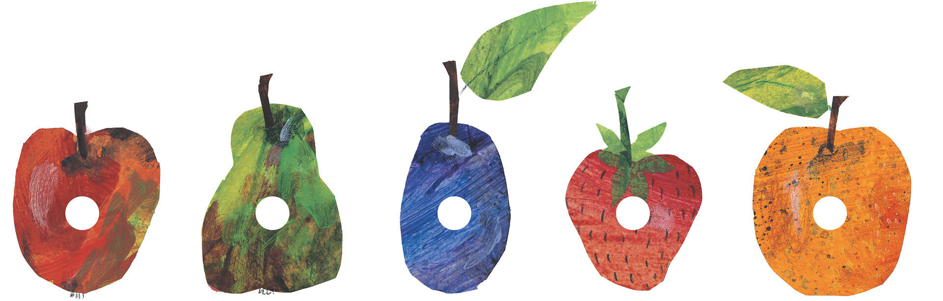 The Very Hungry Caterpillar Fruits at Dolly Parton's Imagination ...