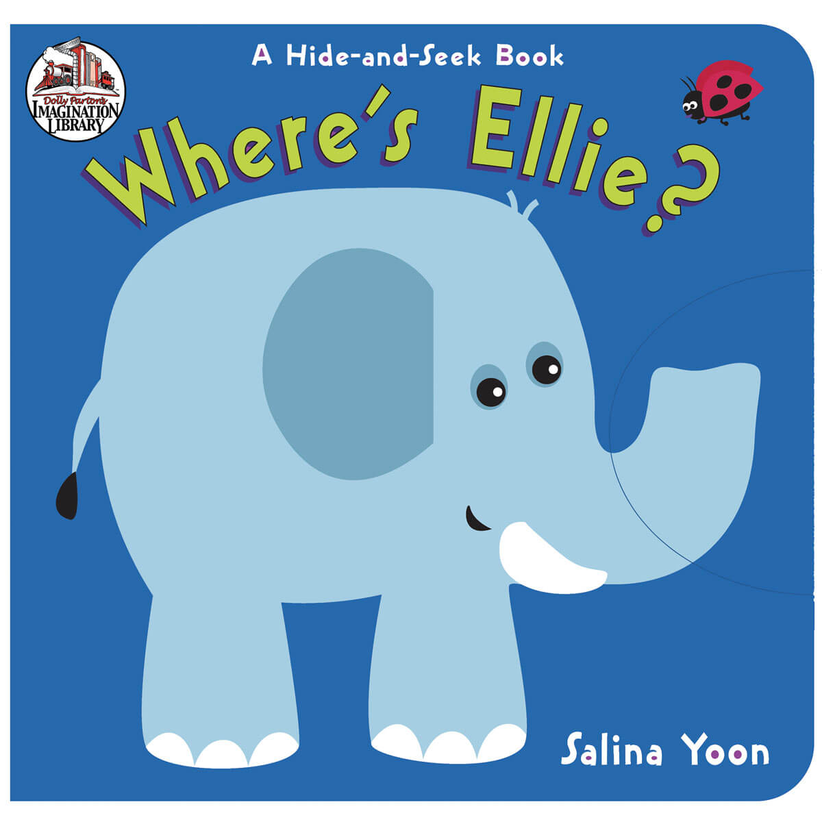 Where's Ellie? by Salina Yoon