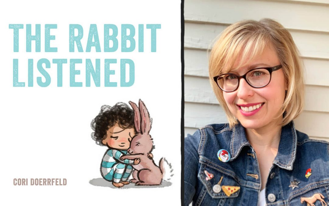 "Interview With ""The Rabbit Listened"" Author Cori Doerrfeld"