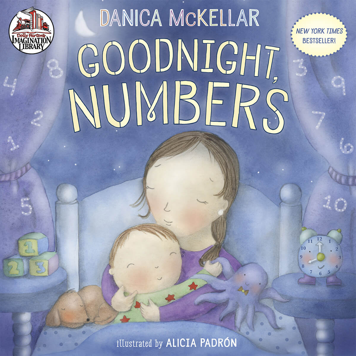 Goodnight Numbers - Dolly Parton's Imagination Library