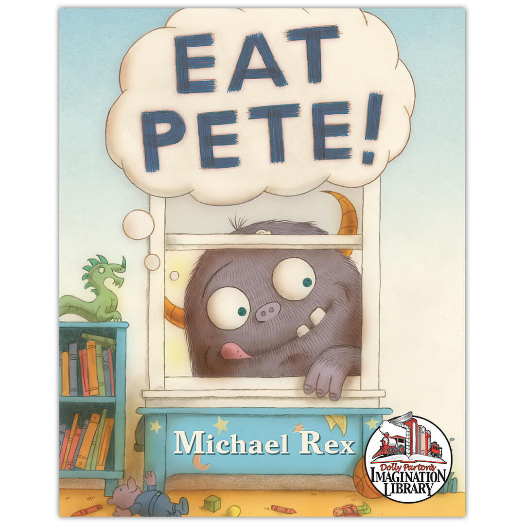 Eat Pete - Dolly Parton's Imagination Library