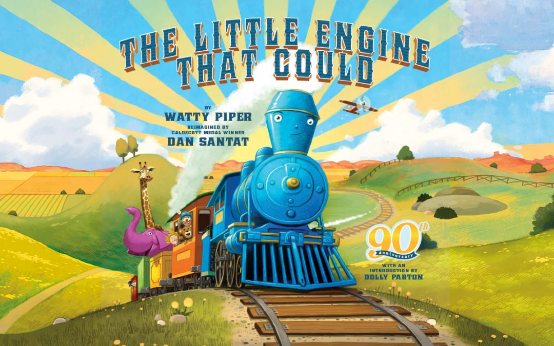 "Penguin Young Readers Celebrates 90 Years Of ""The Little Engine That Could"""