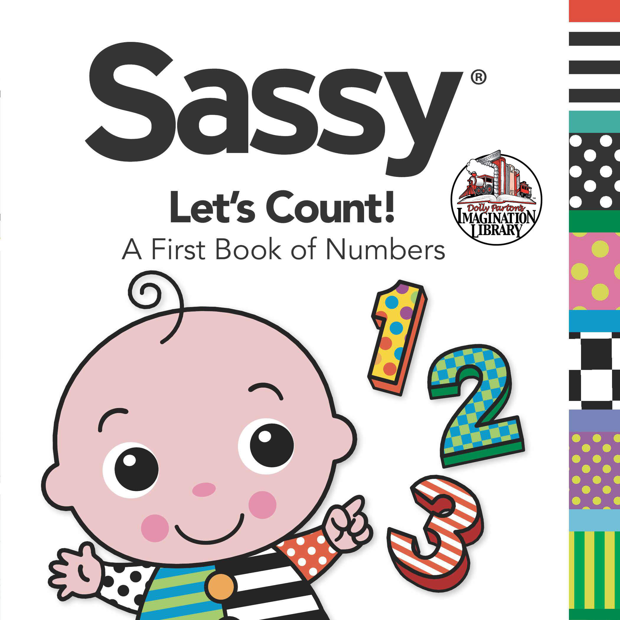Sassy Let's Count - Dolly Parton's Imagination Library