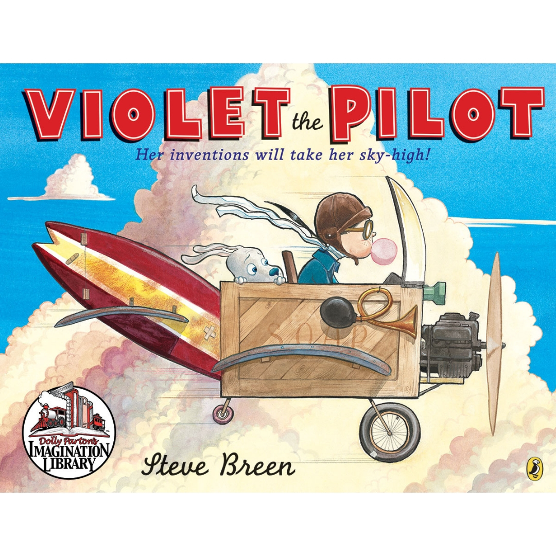 Violet the Pilot - Dolly Parton's Imagination Library