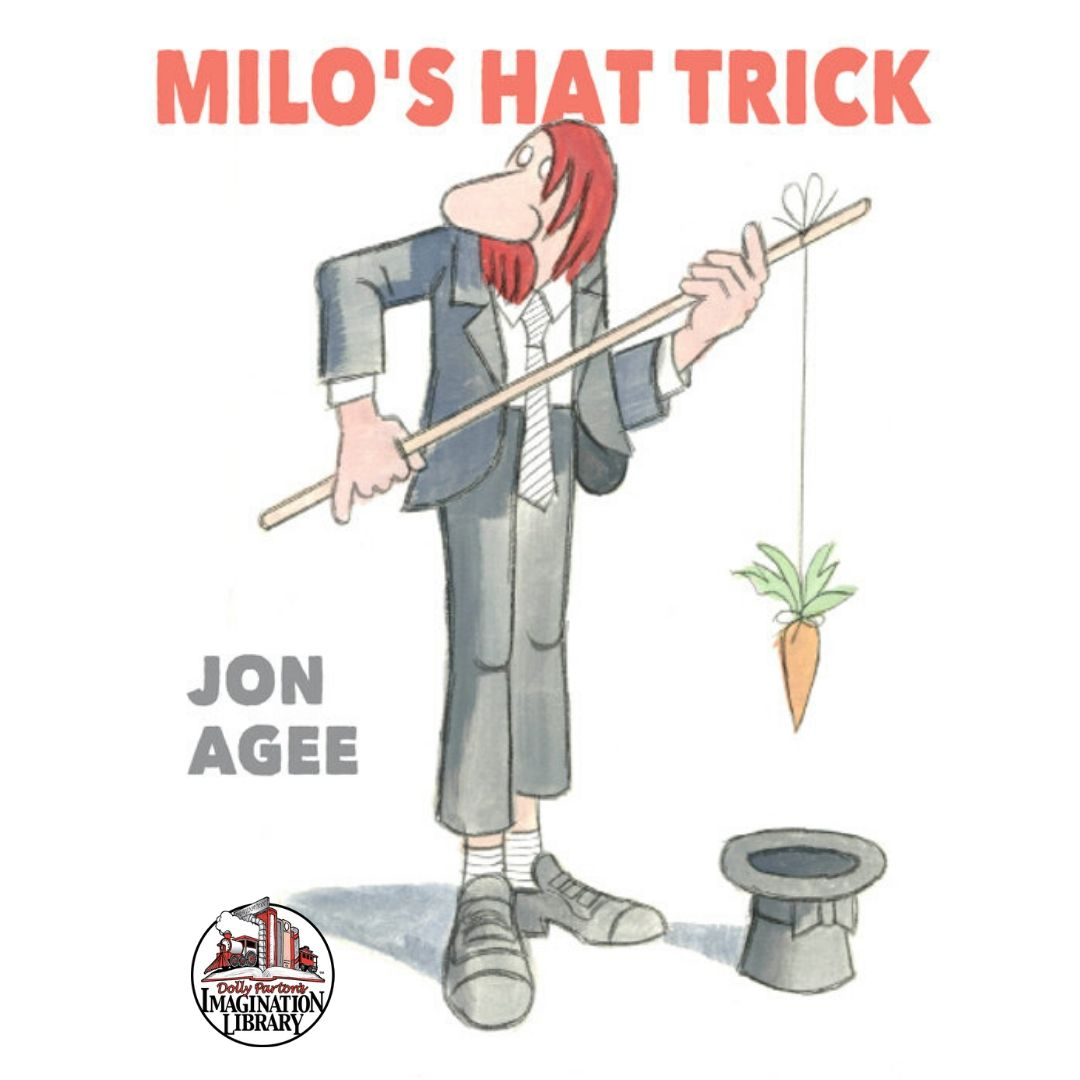 Milo's Hat Trick - Dolly Parton's Imagination Library