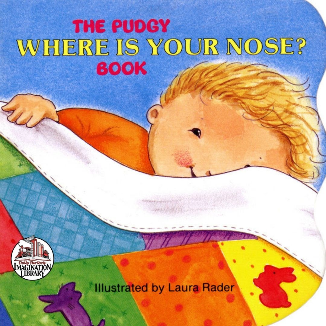 The Pudgy Where is Your Nose Book