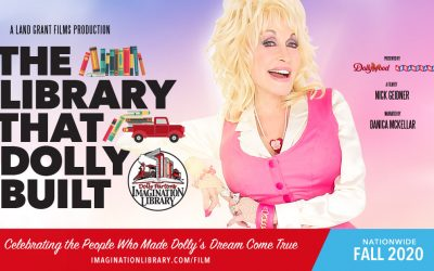 """The Library That Dolly Built"" A documentary about Dolly Parton's Imagination Library"
