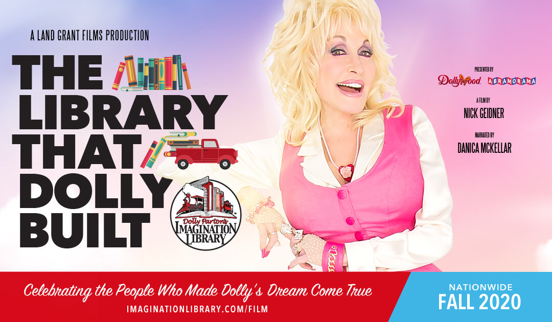 """The Library That Dolly Built"" Nationwide Theatrical Release Fall 2020"