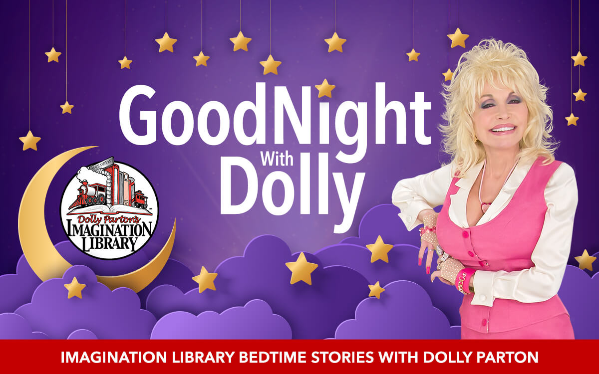 Goodnight with Dolly - Dolly Parton's Read-Aloud Video Series