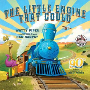 Little Engine That Could - Dolly Parton's Imagination Library