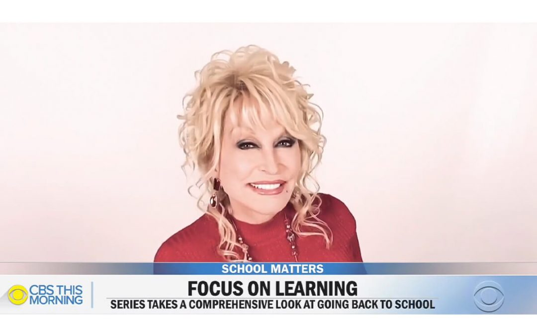 "Tune In Alert! Watch Dolly Parton On ""CBS This Morning"" Aug. 17"