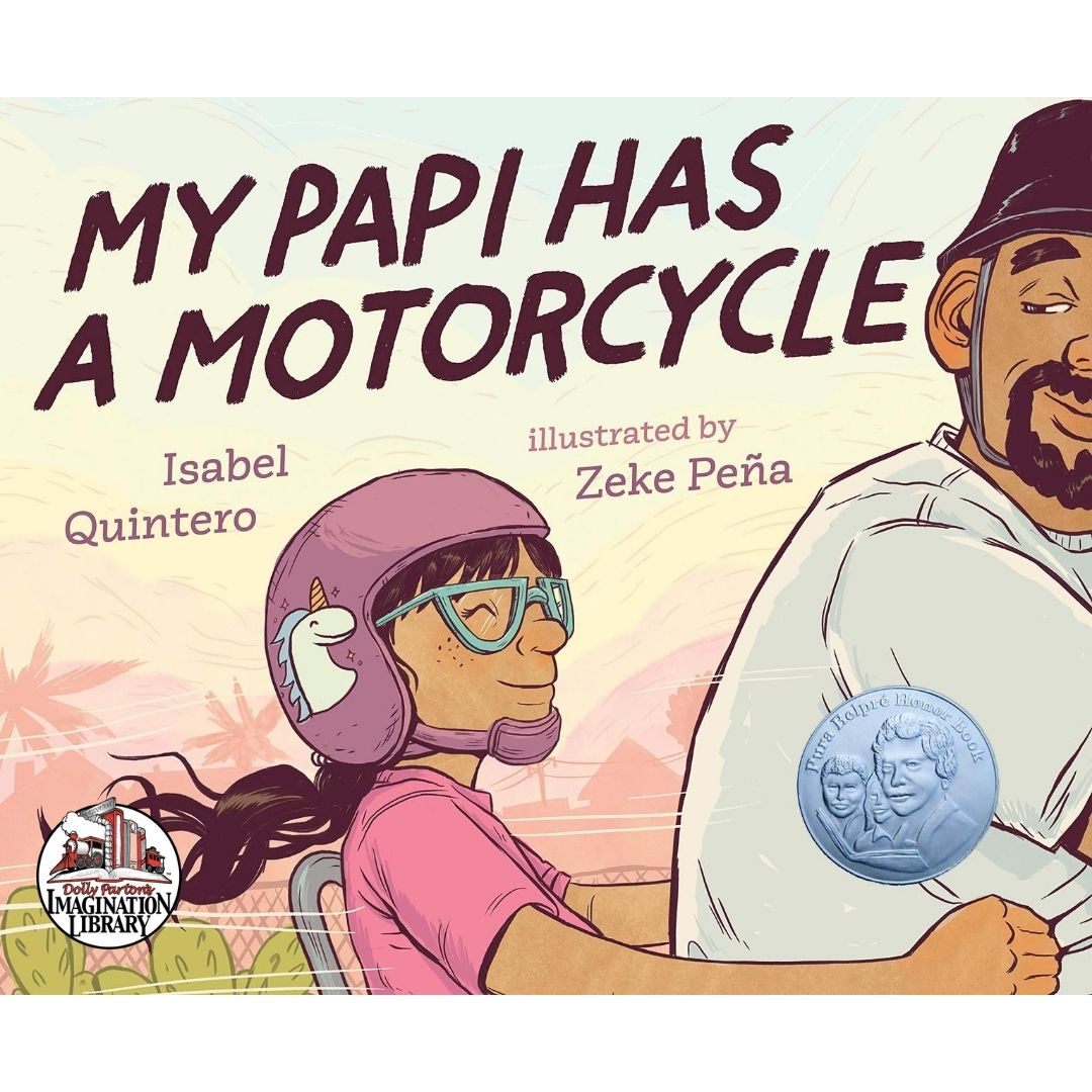 My Papi Has a Motorcycle – Dolly Parton's Imagination Library