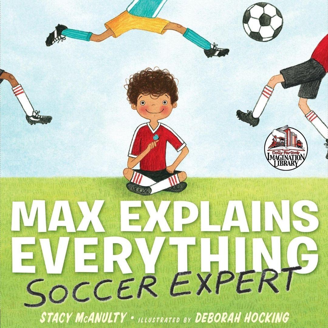 Max Explains Everything - Soccer Expert