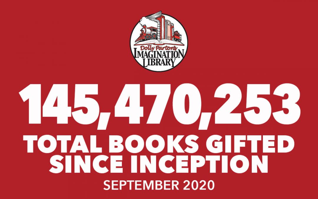 Over 145 Million Free Books Gifted As Of September 2020
